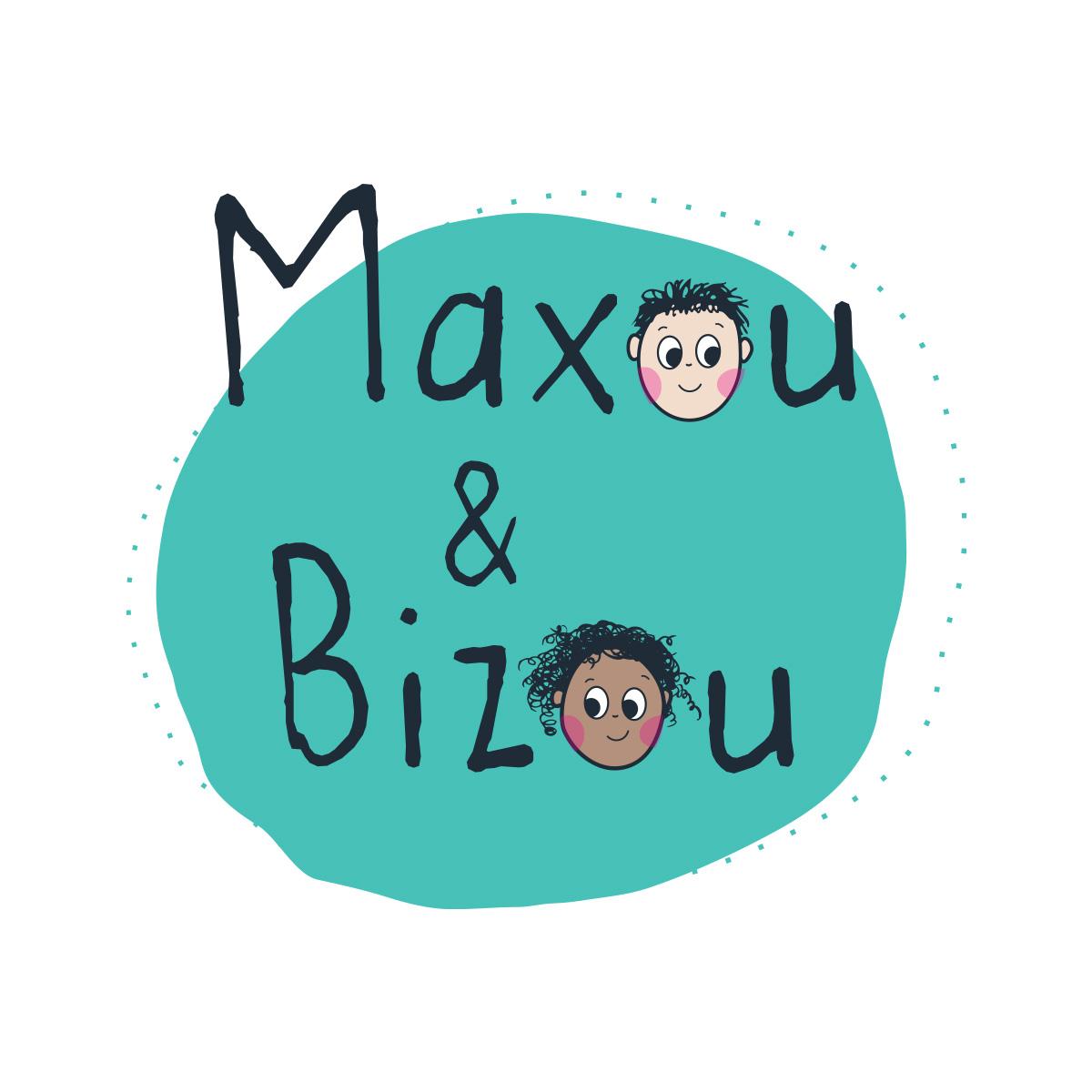 Logo Maxou & Bizou