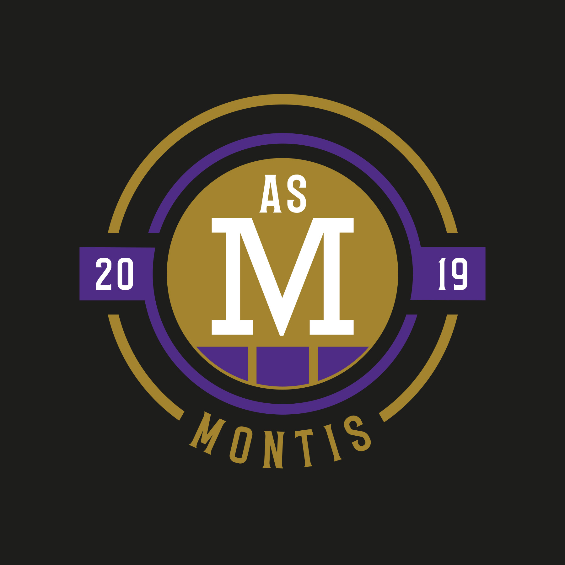 Logo de l'association de soccer Montis